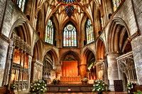 The Altar, Tewkesbury Abbey, Gloucestershire